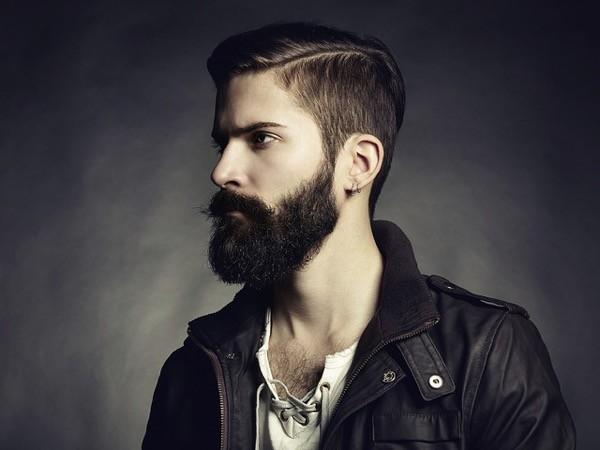 barba definida
