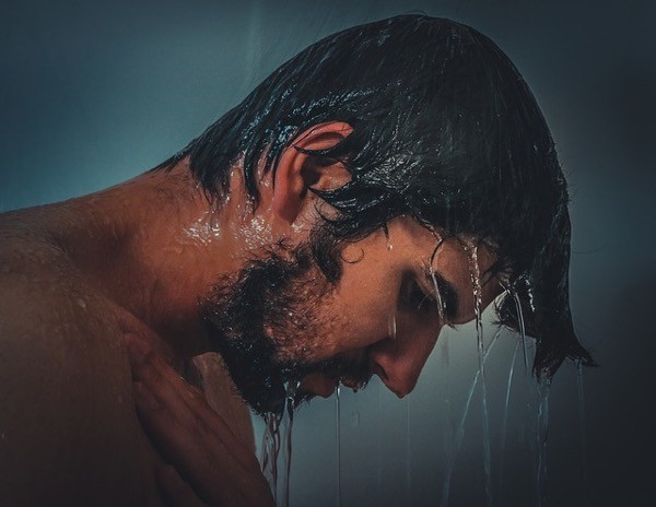 barba ducha
