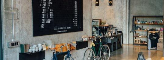 cafeterias de viaje
