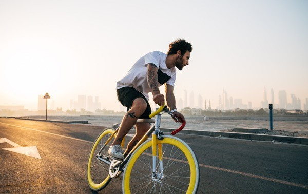 fixie bici