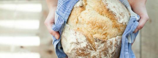 Pan de masa madre en casa