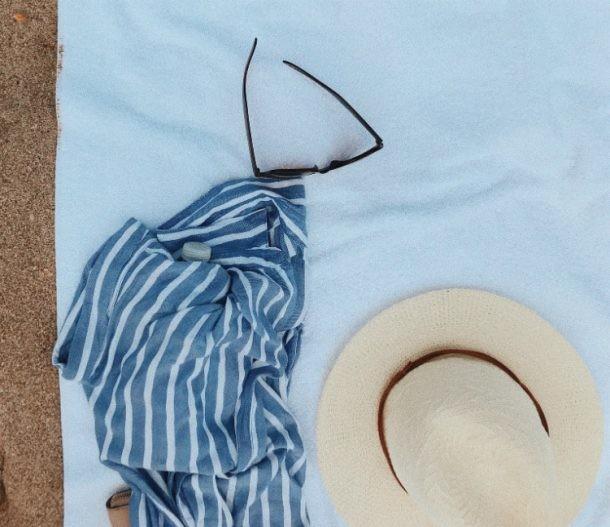 Planchar la ropa en verano