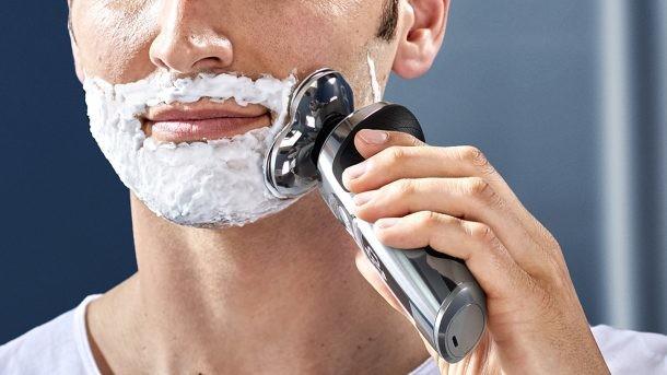 afeitado seco o humedo