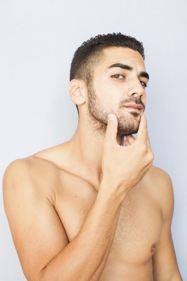 dermatitis barba