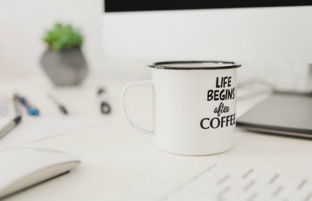 Café en la vuelta al cole