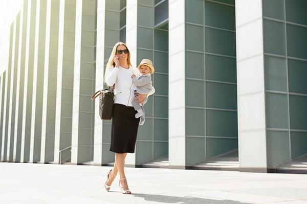 vuelta al trabajo despues de la maternidad