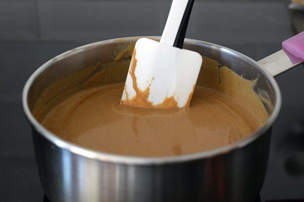 natillas de cafe
