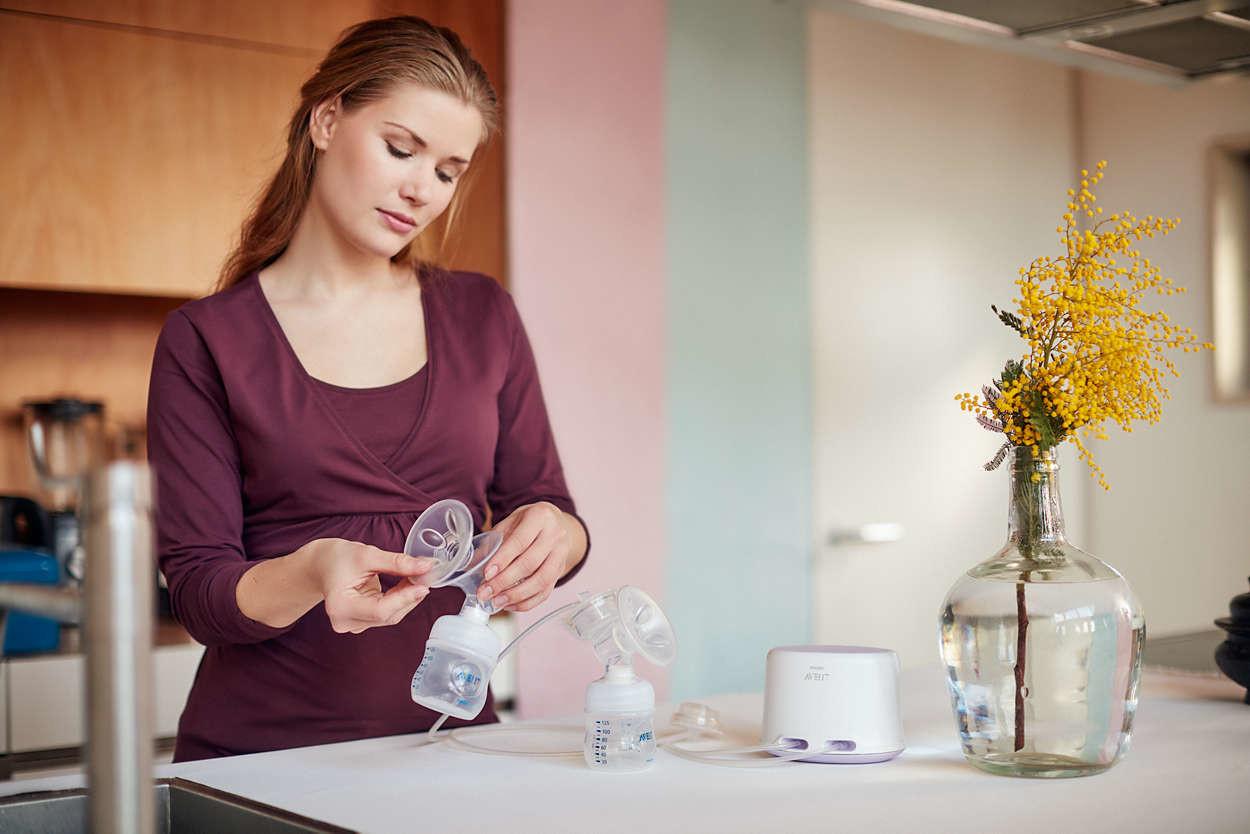 tecnologia para la maternidad