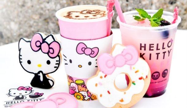 Café Hello Kitty