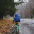 lluvia con bebés