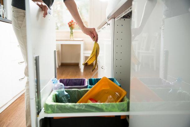 reciclaje cocina