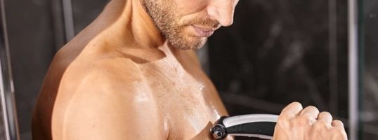 bodygroom series 7000 afeitado pecho