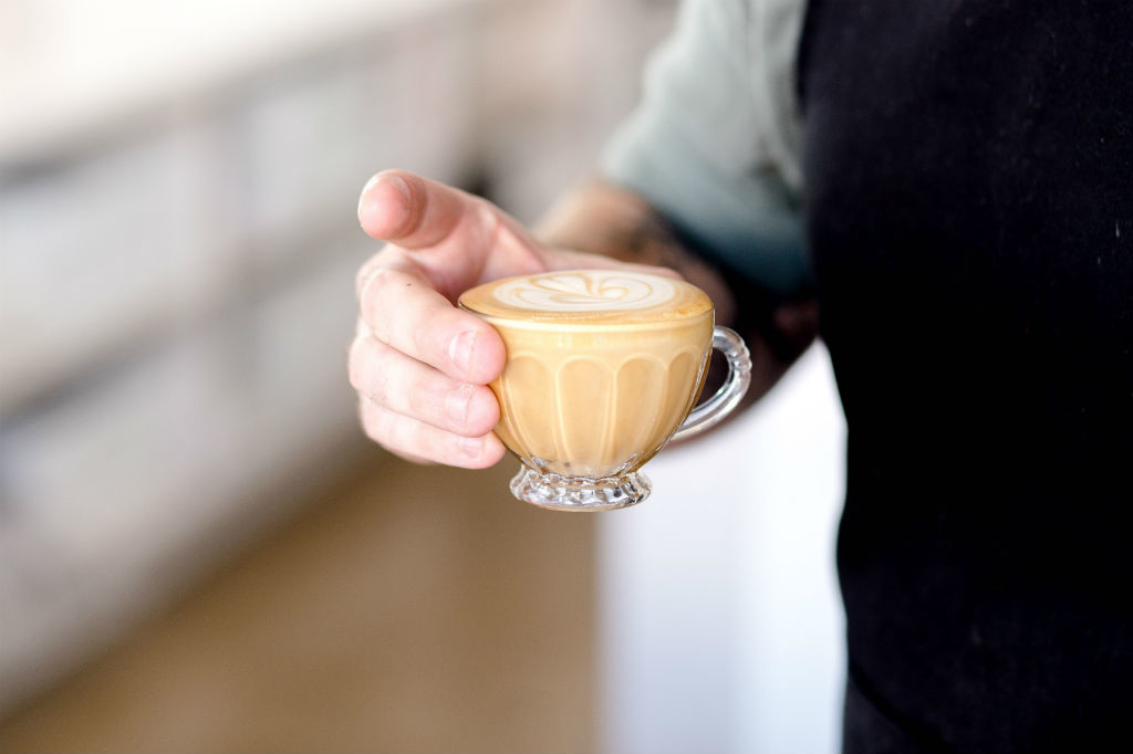 cafe latte variedades