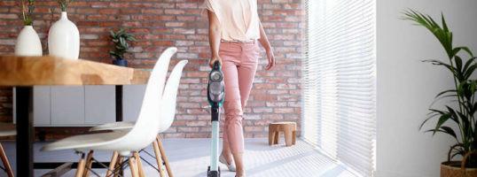 Limpiar la suciedad en cada tipo de suelo