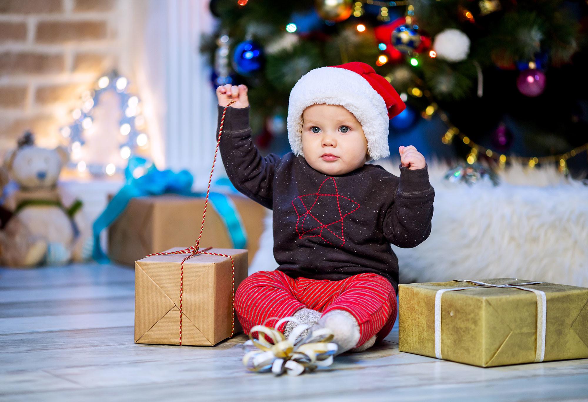 navidad bebe