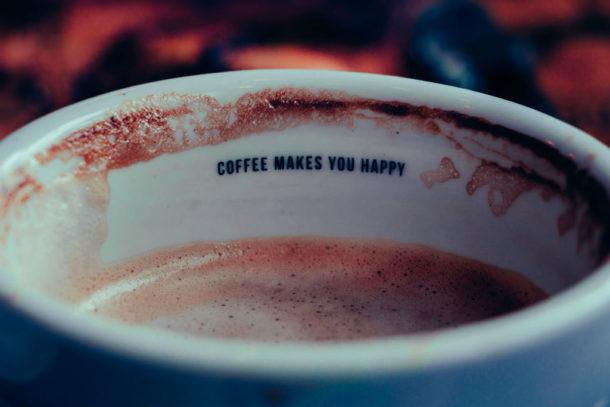 Café y dieta