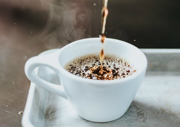 La temperatura perfecta para el café