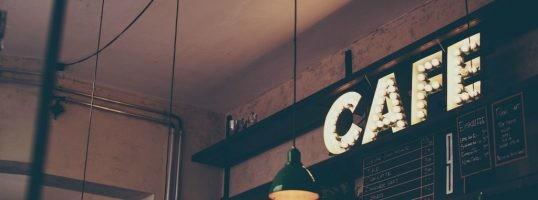Cafeterías con historia