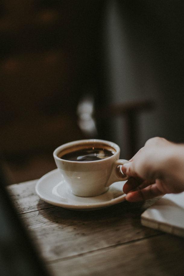 Tendencias de café 2019