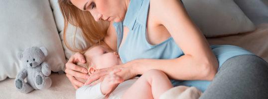 lactancia y gripe