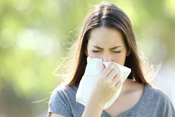 alergia en la ciudad