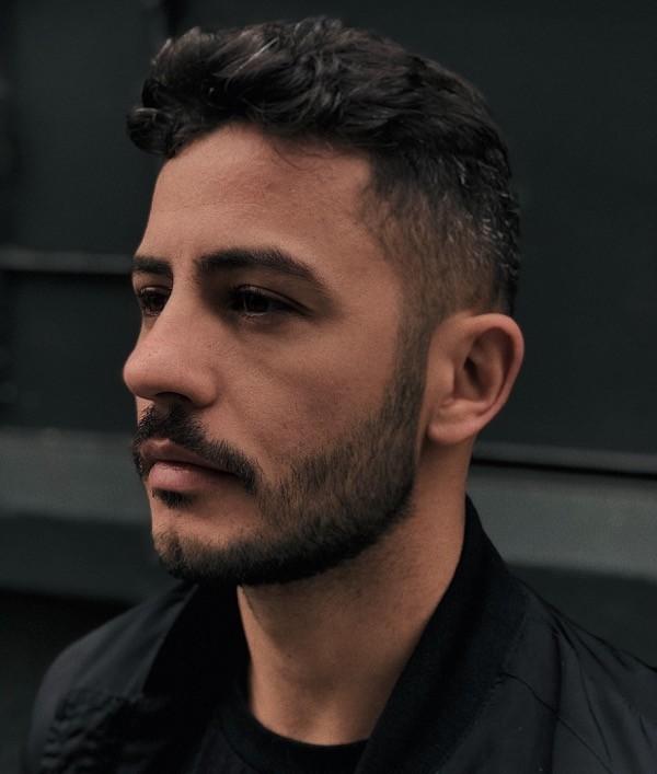 bigote y barba