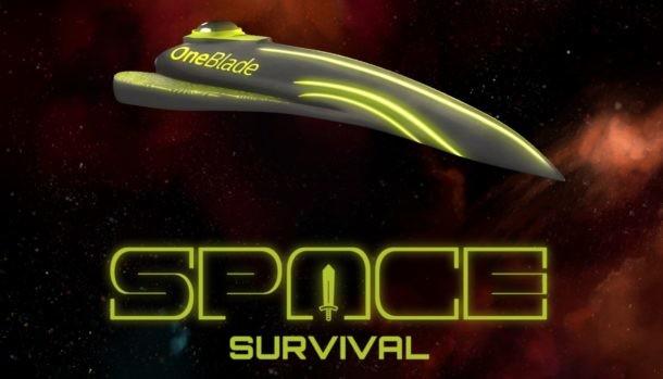 oneblade space survival