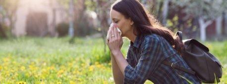 Alergias ambientales