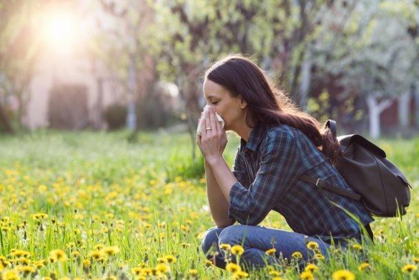 Evitar los efectos de las alergias ambientales