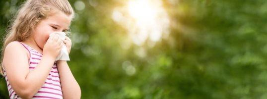Asma infantil y alergias