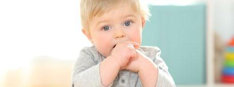 aliviar dientes bebe