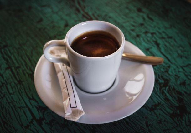 errores al preparar un café