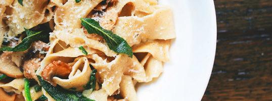 dieta y pasta