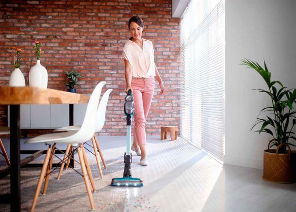 limpiar casa de vacaciones