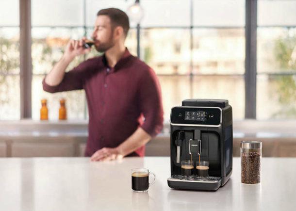Cafetera espresso automática Omnia Philips