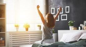Factores para alcanzar un sueño reparador