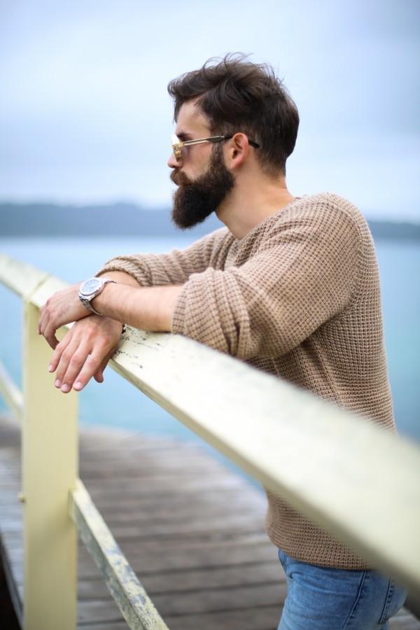 barba estilo