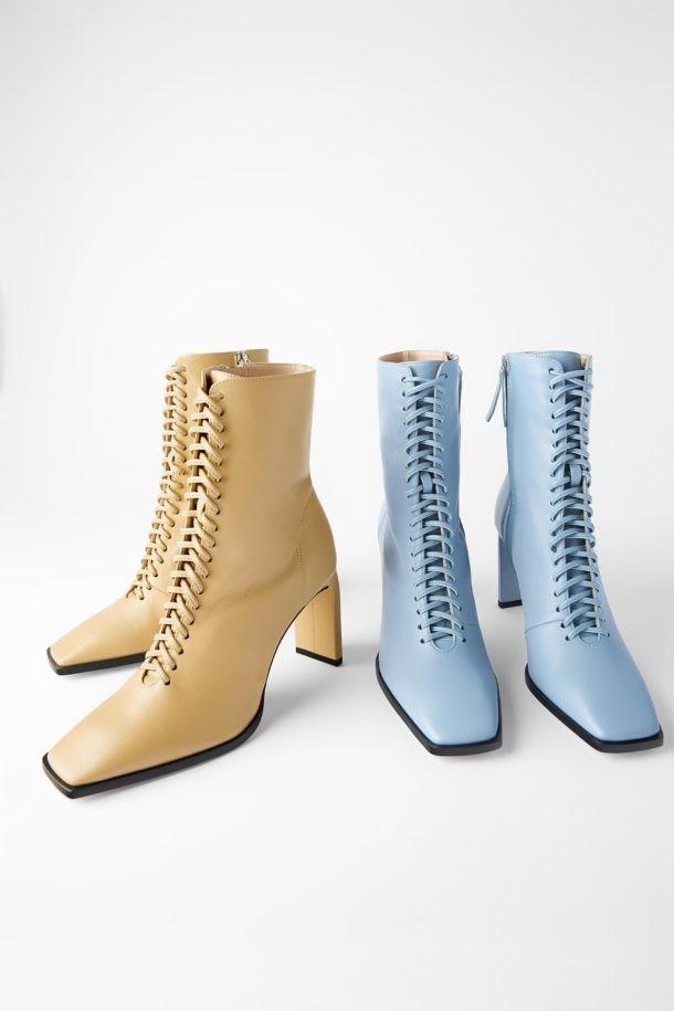 tendencas zapatos