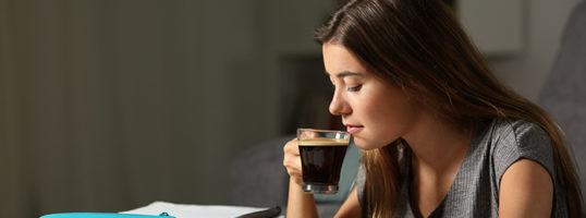 Cafeteras para estudiantes