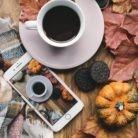 recetas cafe otoño