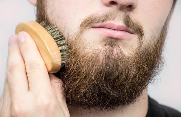 cepillado barba