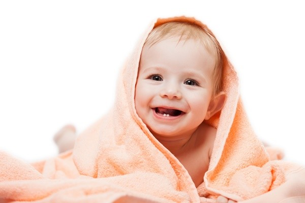 salud dental bebe