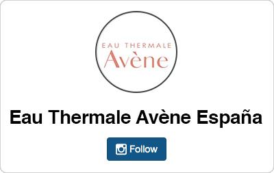 Eau Thermale Avène en Instagram