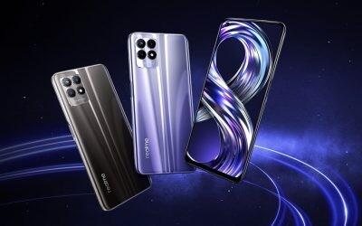 El gaming móvil ya no es para unos pocos: frecuencia de 120 Hz, el nuevo Helio G96 y un precio de escándalo en el realme 8i