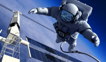 ¿Un museo lunar en Madrid?  Descubre en coche eléctrico los enclaves principales de la NASA