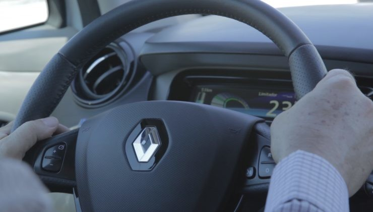 Comodidad coche eléctrico