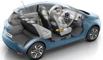 Por qué el Renault ZOE es el coche urbano más seguro según la NCAP