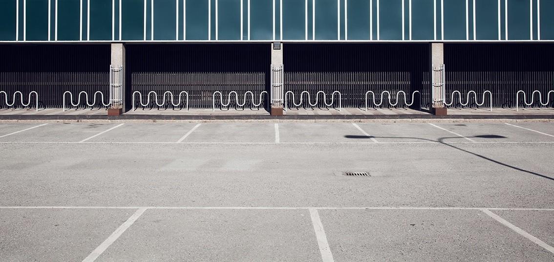aparcamiento urbano