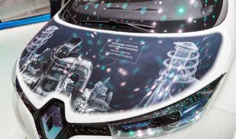 Cómo ahorra y regenera energía un coche eléctrico