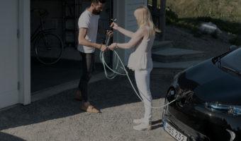 Conoce Elbnb, una iniciativa sueca que será el Airbnb de la recarga eléctrica
